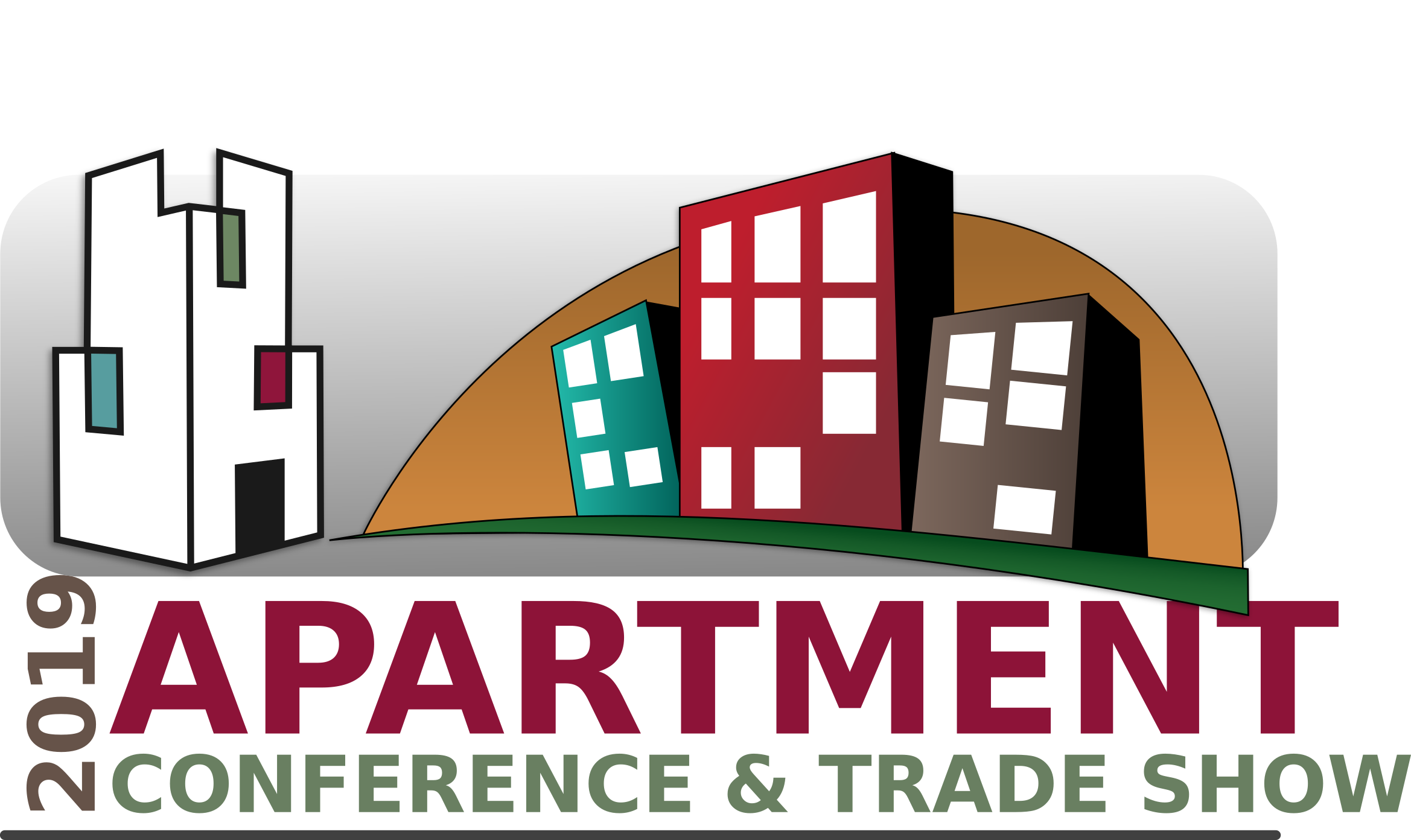 2019 Apartment Conference and Tradeshow Logo